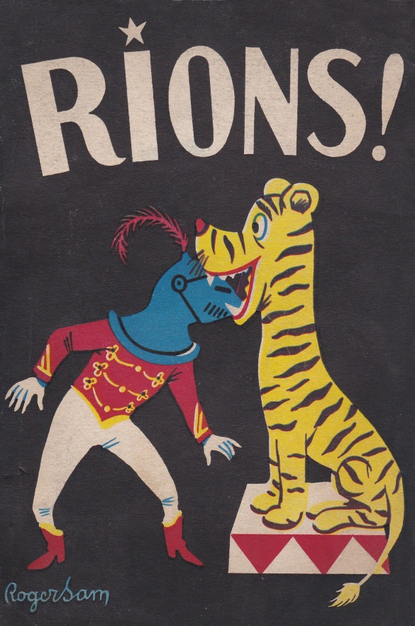Rions ! 4ème trimestre 1953