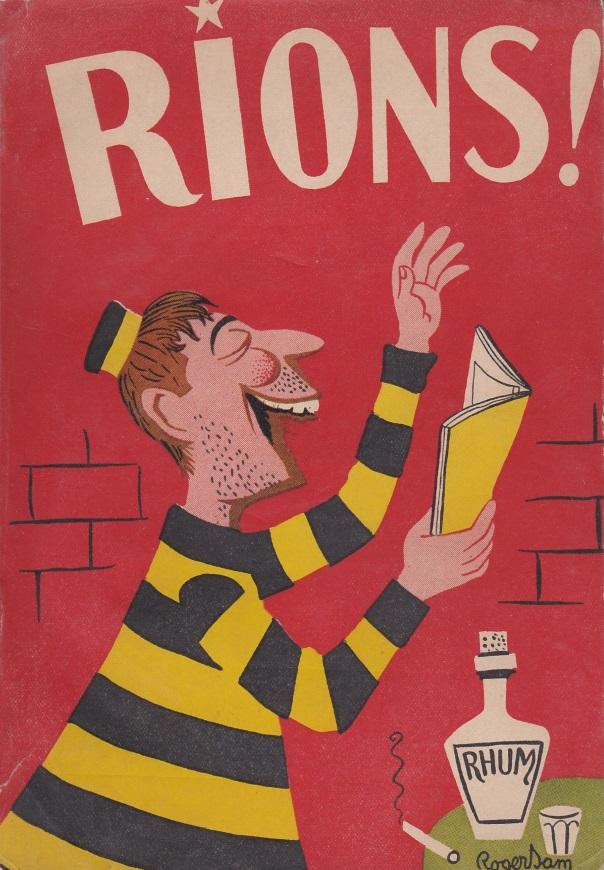 Rions ! 4ème trim. 1952