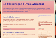 logo oncle archibald