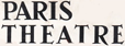 paris theatre revue logo