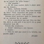Cent Blagues n°42 texte Jules 3