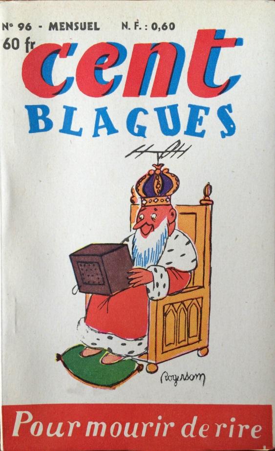 Cent Blagues n°96