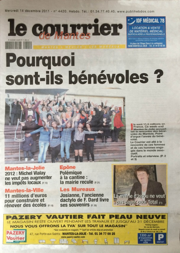 Le courrier de Mantes n°4420