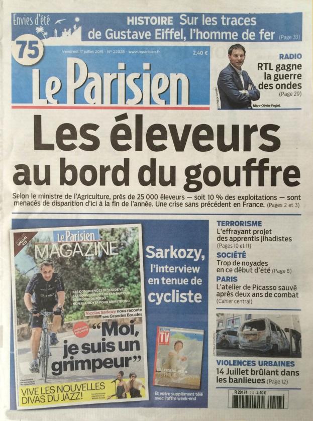 Le parisien 22038