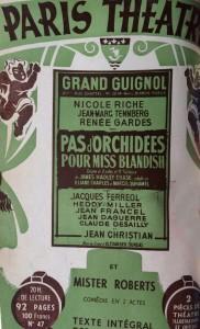Paris-Théâtre n°47 back