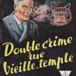 83 Double crime rue vieille du temple