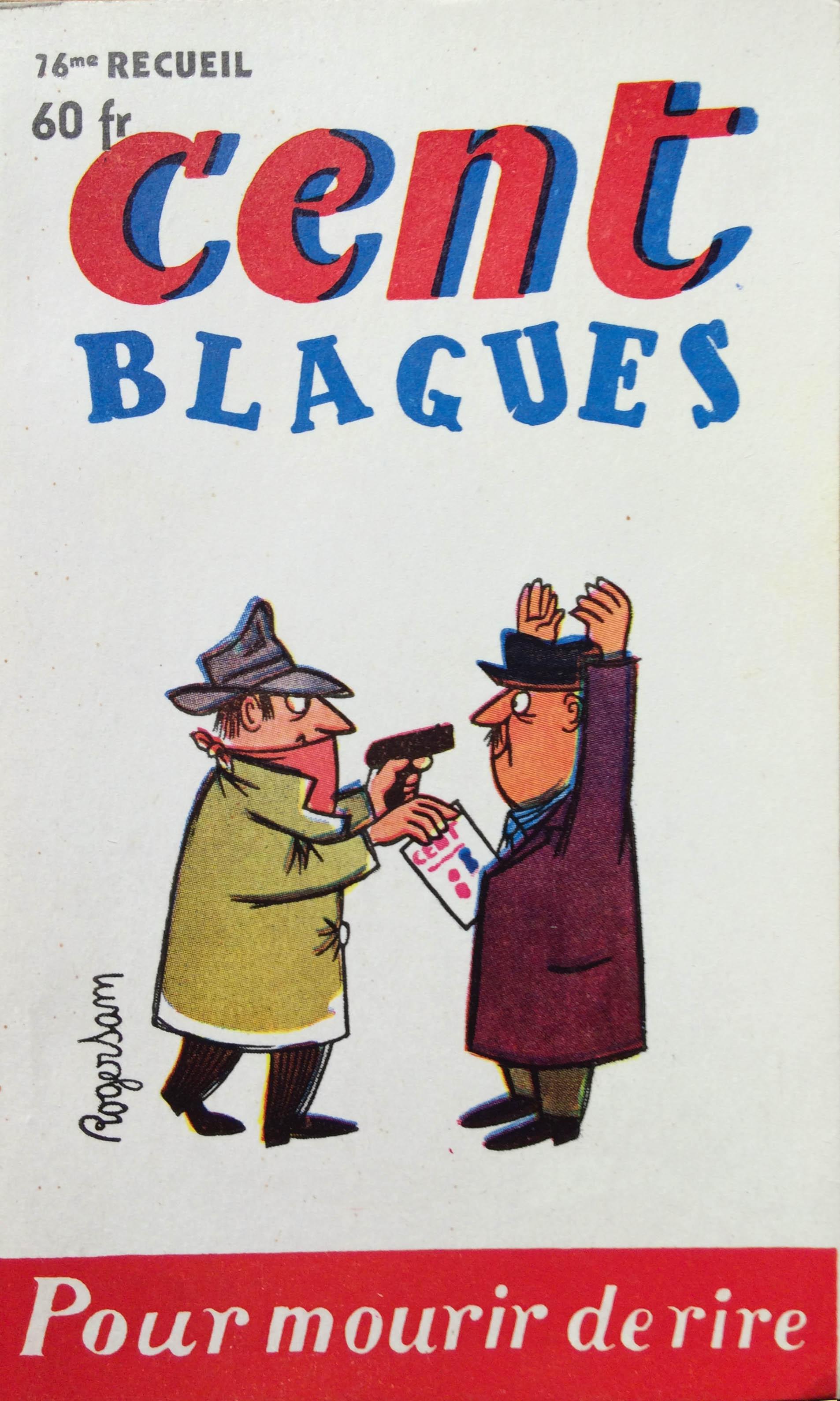 Cent Blagues n°76