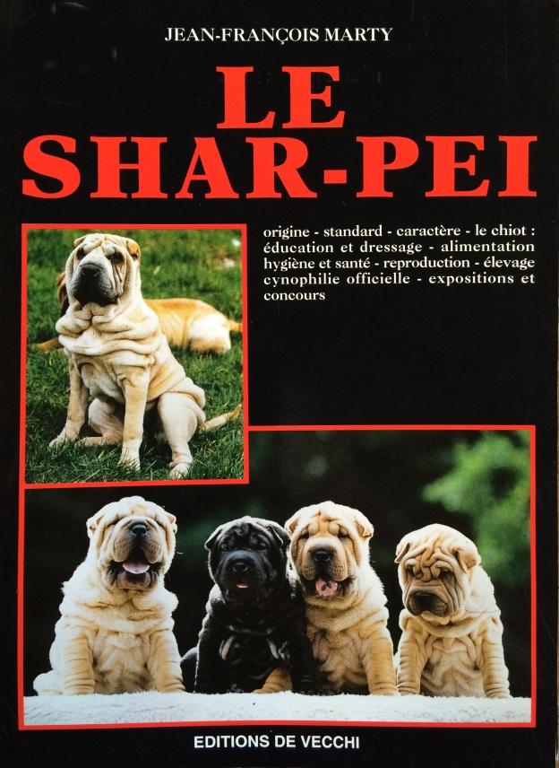 Le Shar-Pei édition 1996