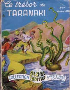 Le trésor de Taranaki illustrations Roger Roux