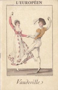 L'européen vaudeville saison 1969-1970