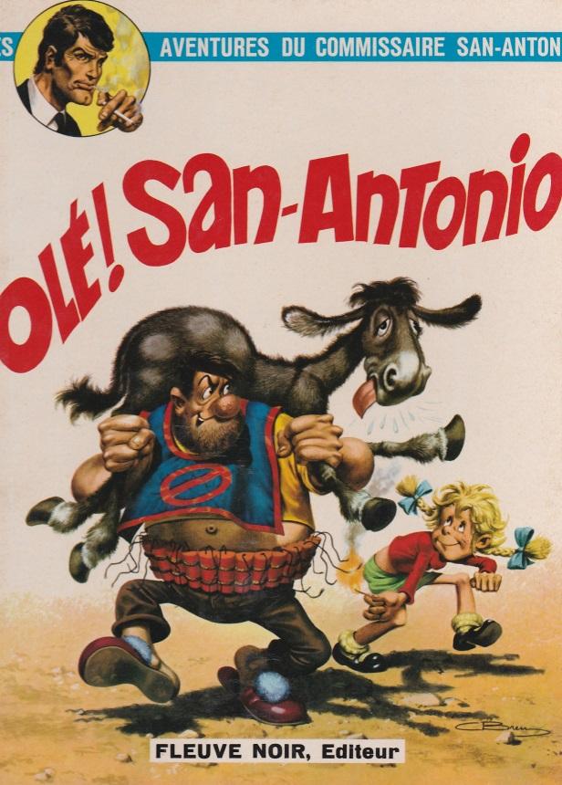 Olé ! San-Antonio