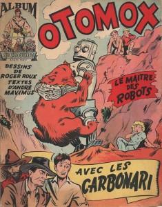 Otomox avec les Carbonari