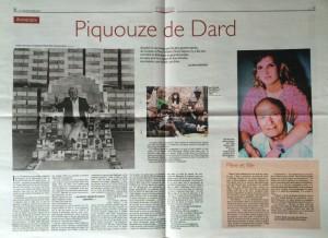 7 Hebdo Mag article