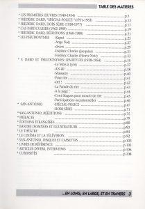 Bibliographie Christian Dombret sommaire