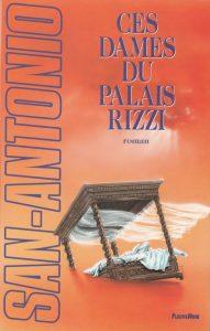 Ces dames du palais Rizzi