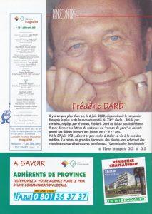 Groupe France mutuelle magazine back