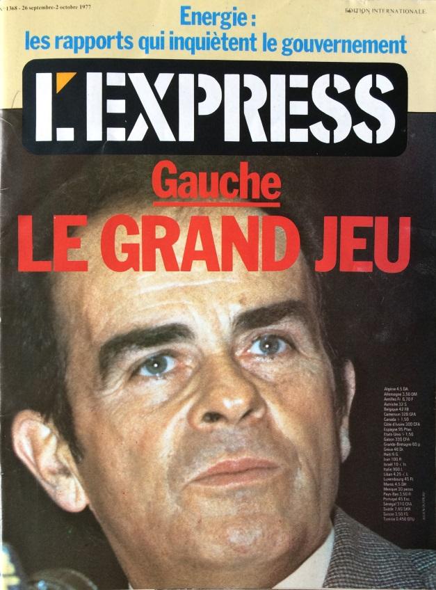 L'express n°1368