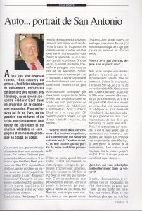 Trajectoire magazine 1