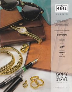 Trajectoire magazine back