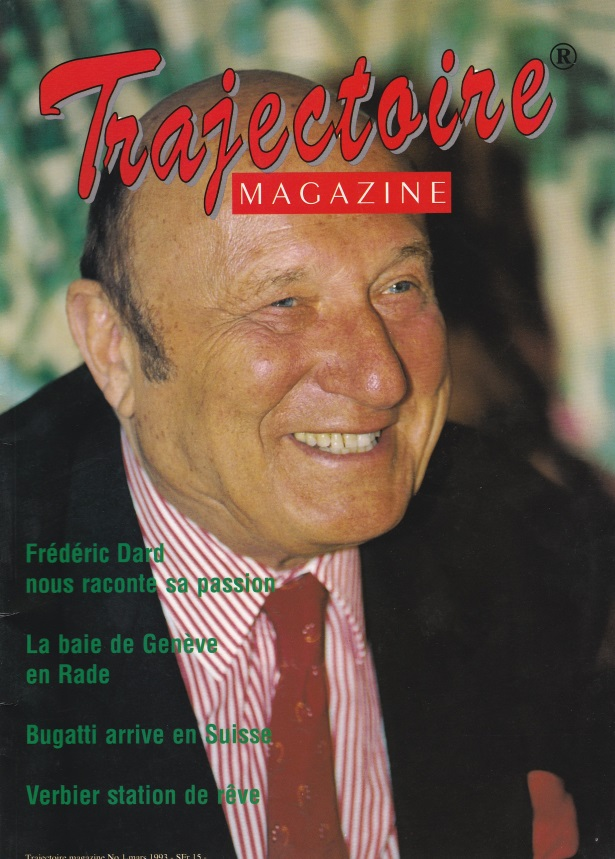 Trajectoire magazine n°1