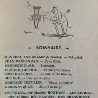 Comique magazine n°3 sommaire
