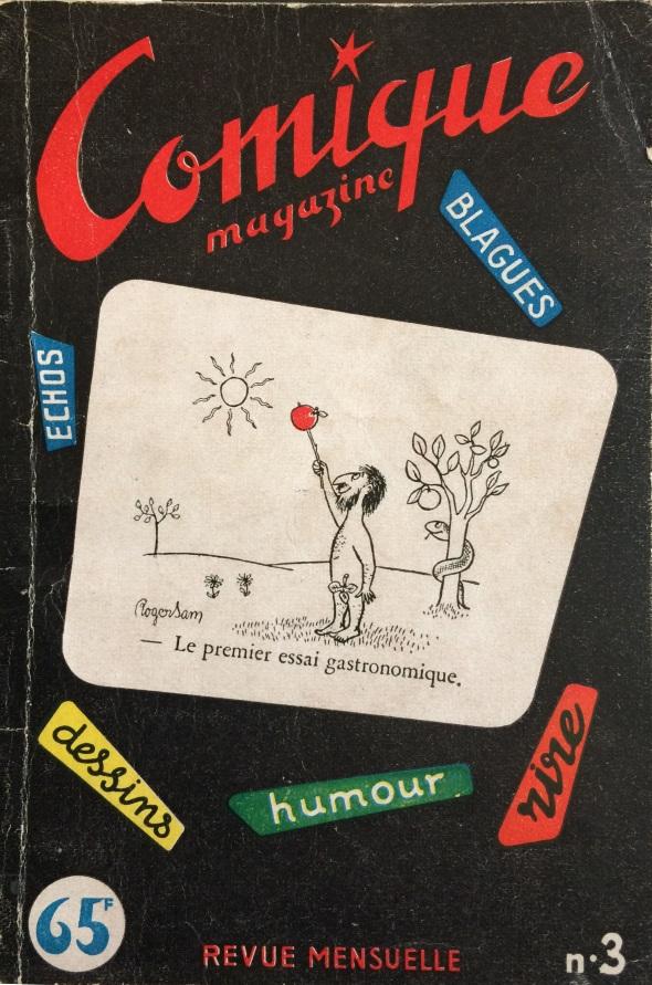 Comique magazine n°3