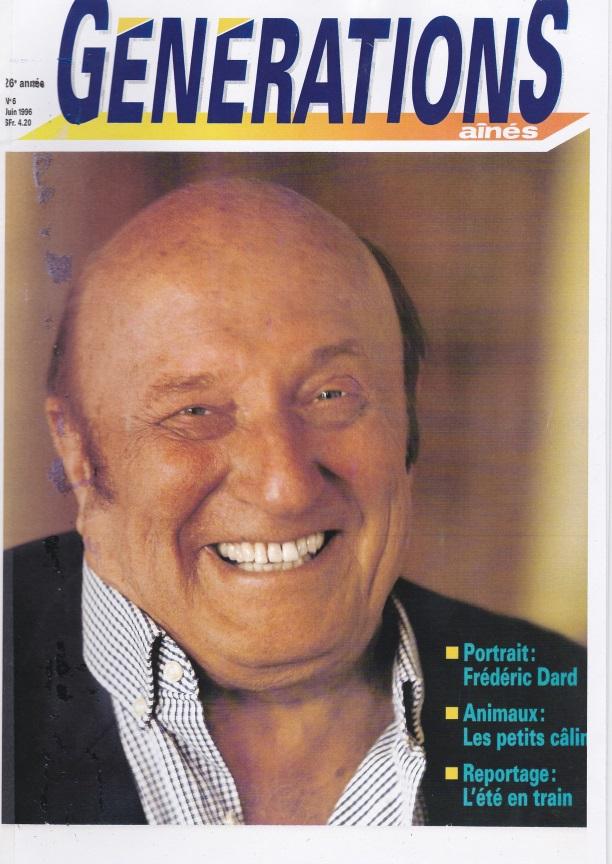 Générations ainés n°6 juin 1996