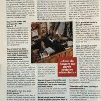 L'Etudiant janvier 1993 interview 4