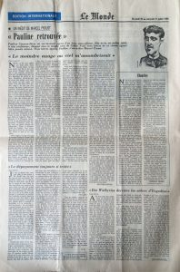 Le Monde n°1917 back