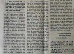 Le Monde n°1917 bas article
