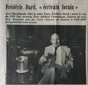 Le Monde n°1917 photo Dard
