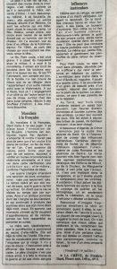 Le Monde n°2124 La crève bas