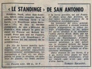 Le Monde 6354 Le standinge