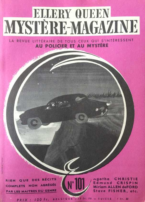 Mystère Magazine n°101