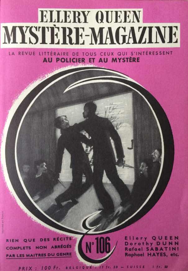 Mystère Magazine n°106