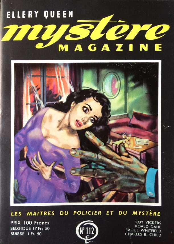 Mystère Magazine n°112