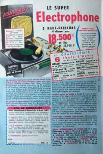 Mystère magazine n°118 back