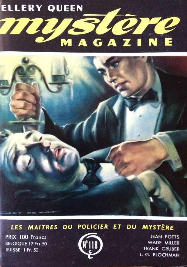 Mystère Magazine n°118