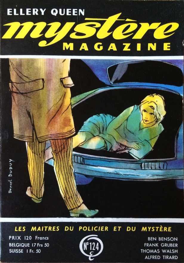 Mystère Magazine n°124