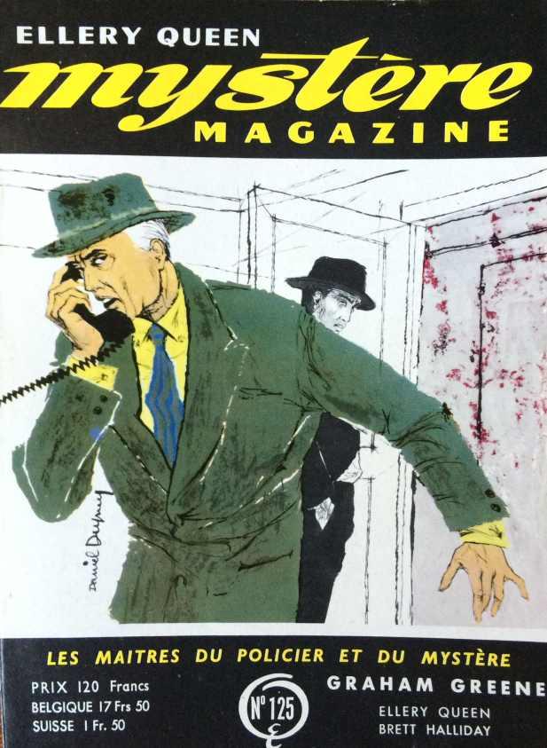 Mystère Magazine n°125