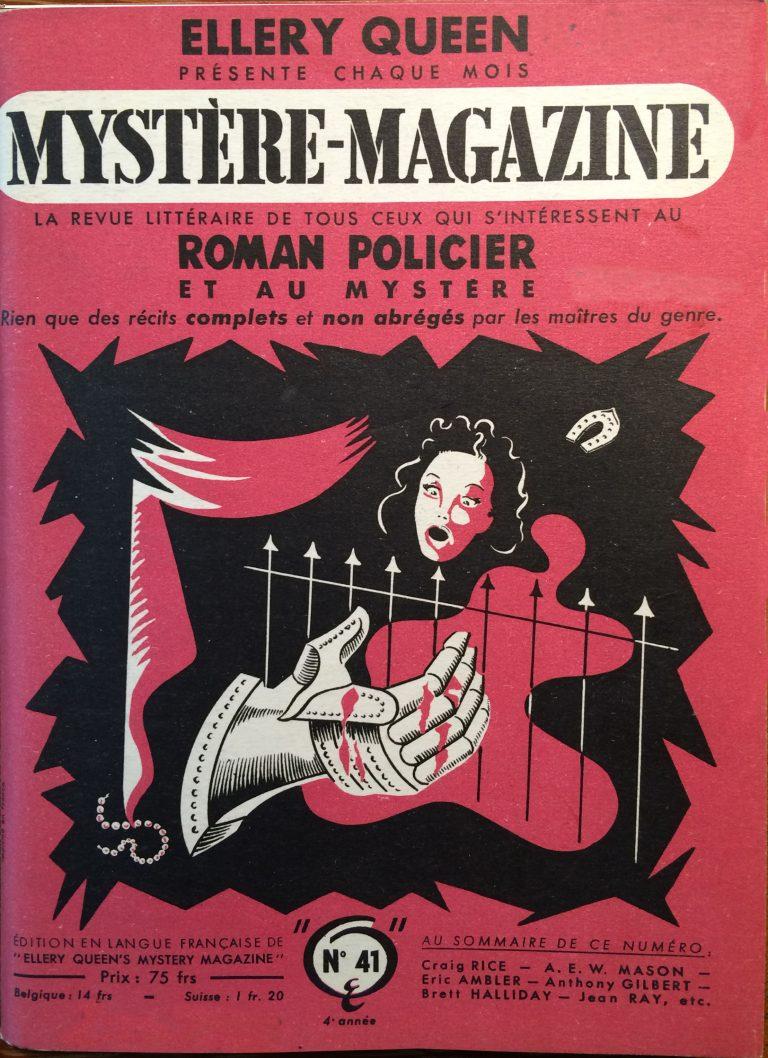 Mystère Magazine n°41