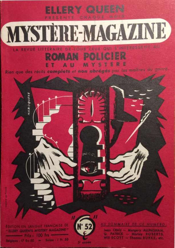Mystère Magazine n°52