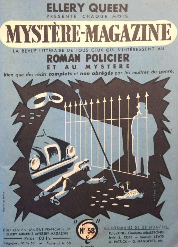 Mystère Magazine n°58