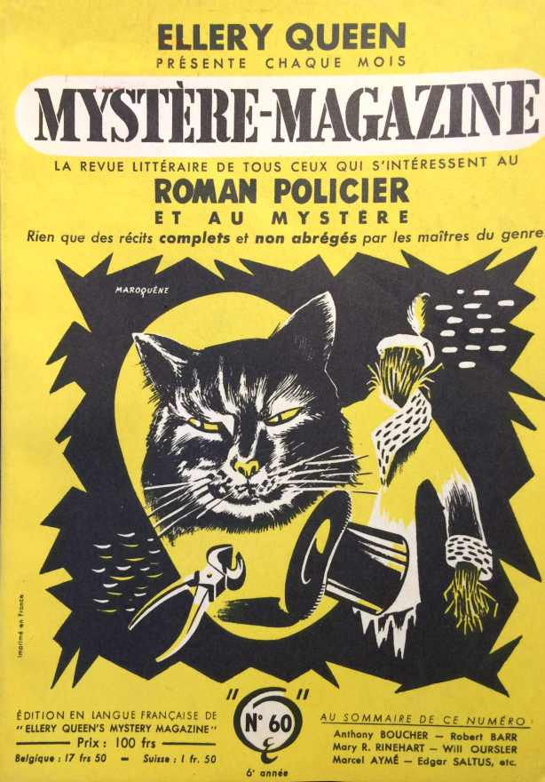 Mystère Magazine n°60