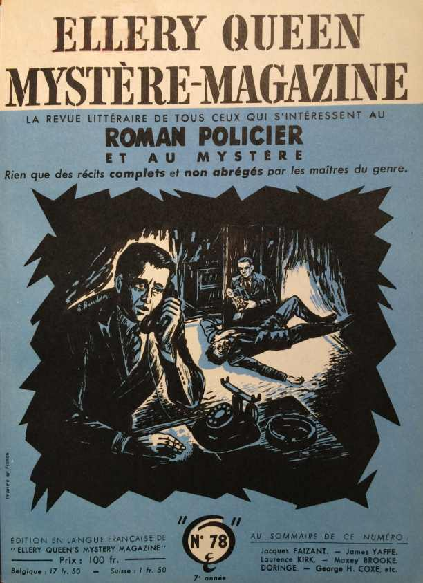 Mystère Magazine n°78