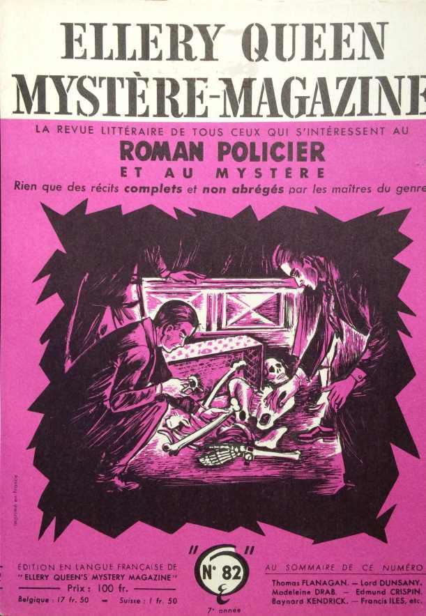 Mystère Magazine n°82