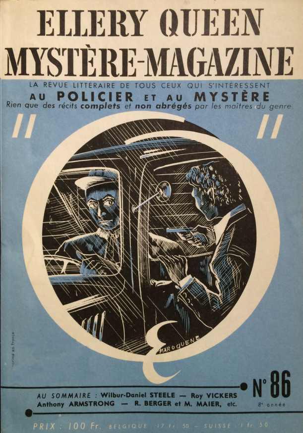 Mystère Magazine n°86