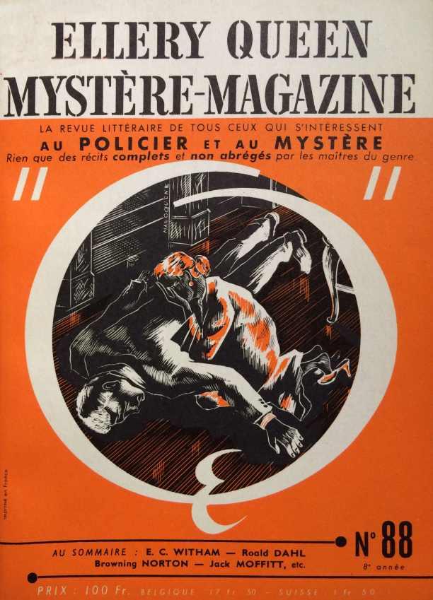 Mystère Magazine n°88