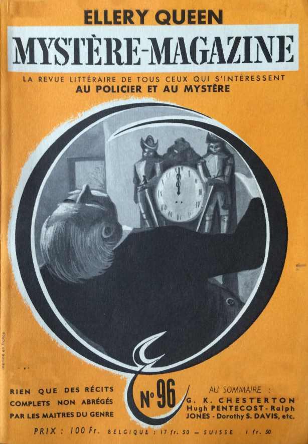 Mystère Magazine n°96