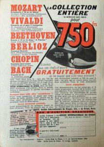 Mystère magazine n°97. back